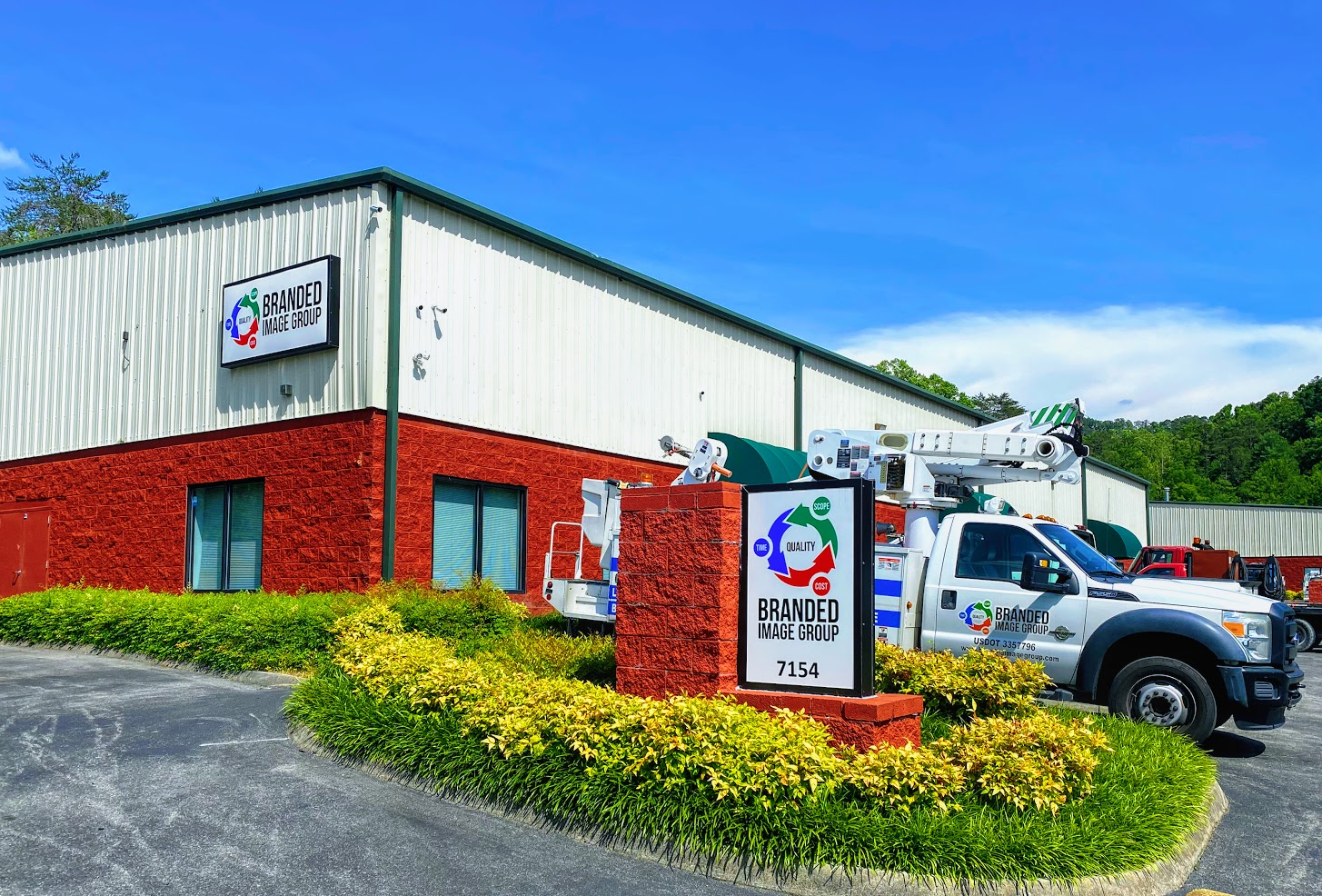 Branded Image Group Knoxville TN Sign Company